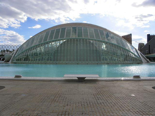 City Of Arts And Sciences, Cac, Valencia, Spain