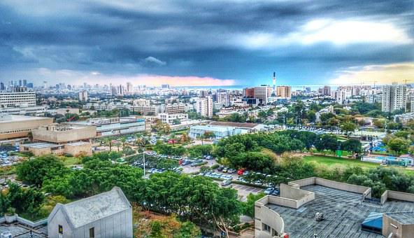 Tel-aviv, Tel Aviv, Storm, Storm At Sea