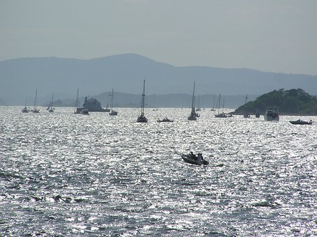 The Oslo Fjord, Towards The Light, Wind