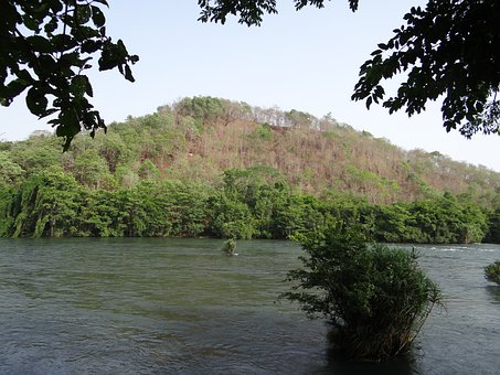 Kali River, Dandeli, Karnataka, India, Travel, Wild