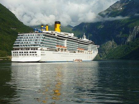 Ship, Vacations, Cruise, Cruises, Norway