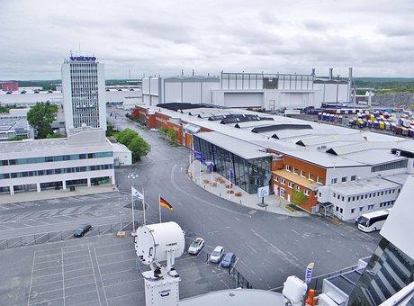 Volvo, Museum, Port, Gothenburg, Sweden, Aida