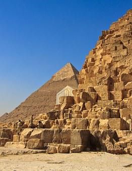 Egypt, Pyramids, Ancient, Giza, Cairo, Monument, Cheops