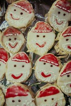 Nicholas, Pastries, Christmas, Cake, Cookie, Sweet