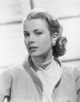 Grace Kelly, Star, Famous, Actress, Celebrity, Close-up
