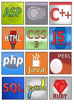 Programming, Languages, Icon, Collection, Css, Perl