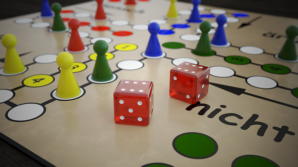 Play, Cube, Community Game, Craps, Not Ludo