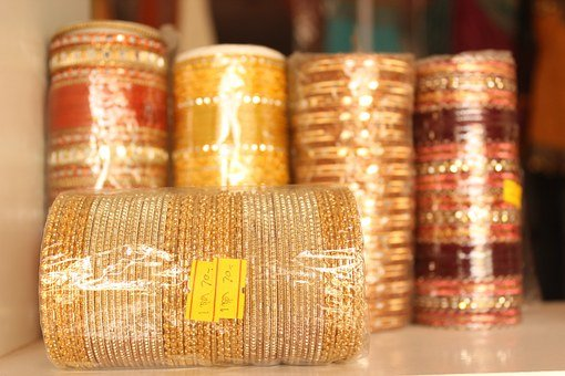 Indian, Clothes, Indian Bracelets, Clothing, Female