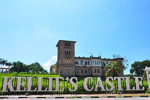Kellie Castle, Castle, Ipoh, Perak, Malaysia