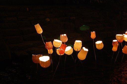 Cheonggyecheon Stream, World Festival, Lantern, Lamp