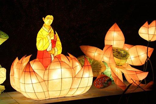 Lantern Festival, Cheonggyecheon Stream