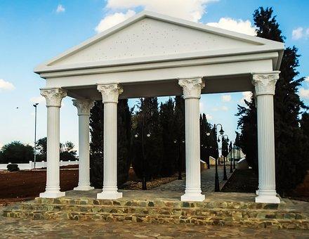 Cyprus, Avgorou, Eoka, Monument, Independence
