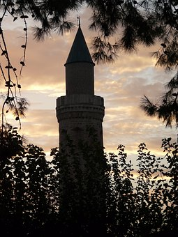 Mosque Of Yivli Seminars, Mosque, Antalya, Turkey