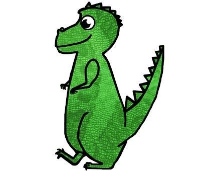 Rex, T-rex, Tyrannosaurus Rex, Dino, Dinosaur, Reptile