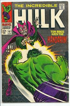 The Hulk, Comic Book, Vintage, Art, Artwork, Retro