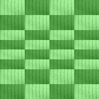Wool, Ribbed, Texture, Green, Shades, Checkered, Blocks