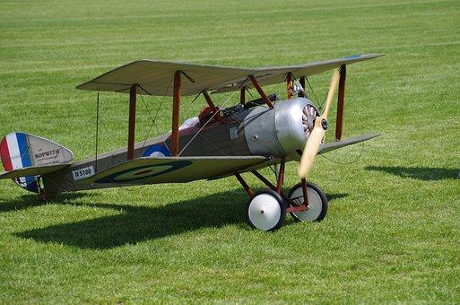 Aircraft, Land, Model