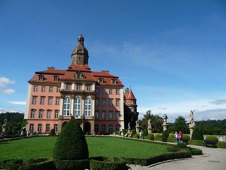 Ksiaz Castle, Poland, History, Building, Architecture