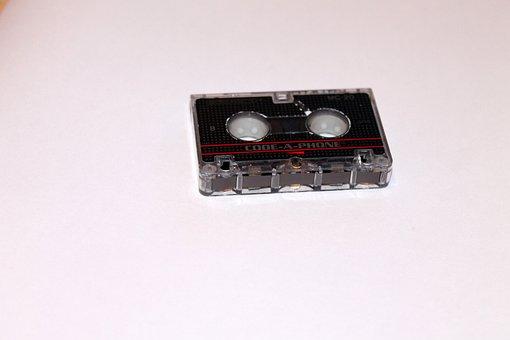 Micro Cassettes, Cassette Box, Cassette, Microcassette