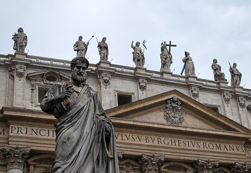 Rome, Cathedral, Catholic, Italy, Basilica, Church