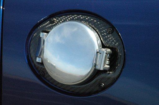 Carbon Fiber, Fuel Filler, Corvette, Z06