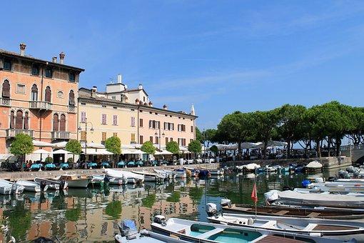 Desenzano Del Garda, Lake Garda, Brescia