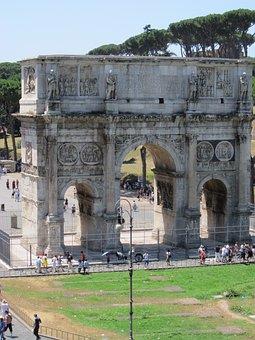 Rome, Italy, Architecture, Ancient, Roma, Landmark, Old