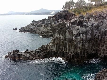 Jusangjeolli, Column Joint, Korea Joint, Jeju Island