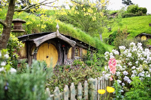 New Zealand, Ring Shot, The Hobby, The Shire, Matamata