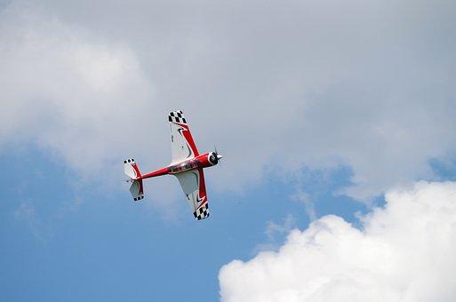 Aircraft, Fly, Model