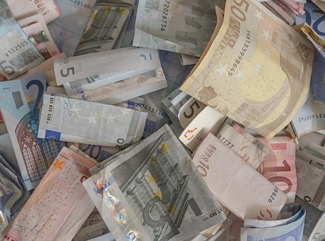 Money, Eur, Ticket, Currency, Europe, Bank, Finance