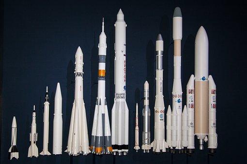 V2 Rocket, Ariane 5 Launcher