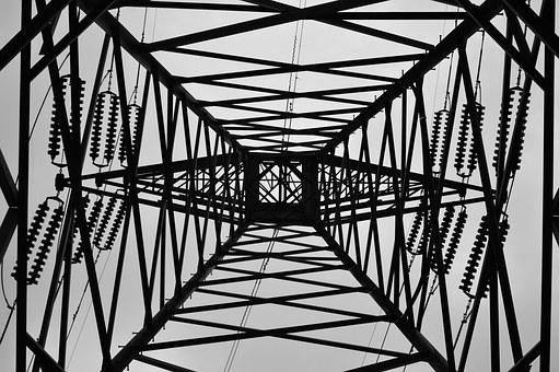 Tower, Electricity, Sky, Power, Energy, Electric, Cable