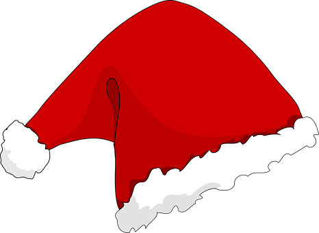 Cap, Santa, Christmas, Xmas, December, Costume, X-mas