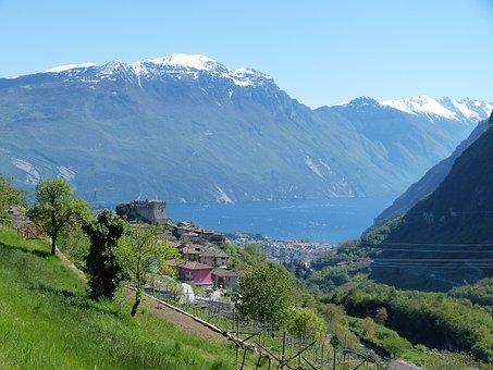 Garda, Idyll, Landscape, Monte Altissimo