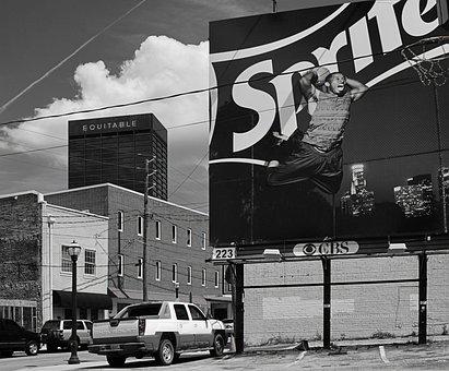Atlanta, Urban, Skyline, Georgia, City, Downtown