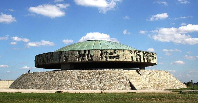 Majdanek, Poland, Con, Concentration, Camp, Holocaust