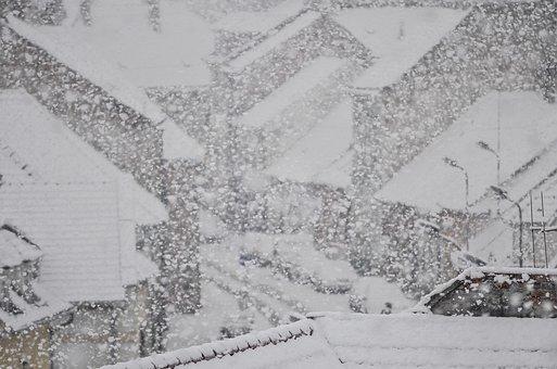 Winter, Snow, Sopron Hungary, Hungary, Winter Mood