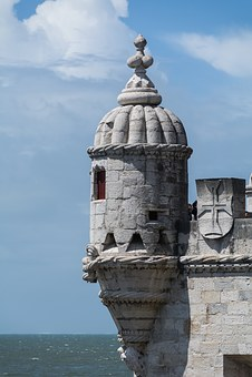 Tower Of Belém, Lisbon, Portugal, Places Of Interest
