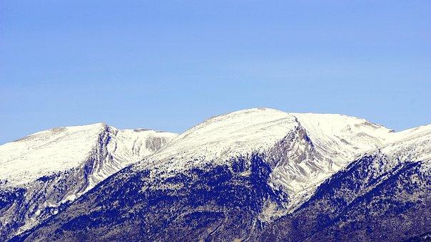 Cadi, Snowy Mountains, Snow, Snowy Landscape
