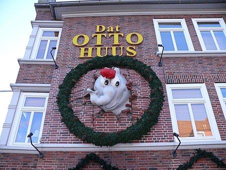 The Otto House, Home, Architecture, Facade, Spiritbase
