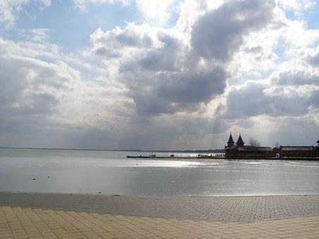 Keszthely, Before The Rain, Water