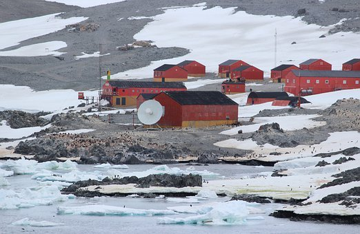 Argentinian Station, Antarctica, South Pole