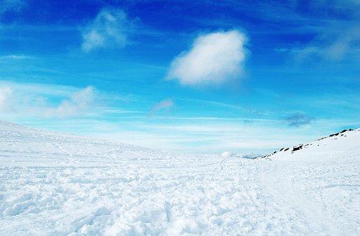 Matagalls, Snow, Mountains, Mountain, Winter, Landscape