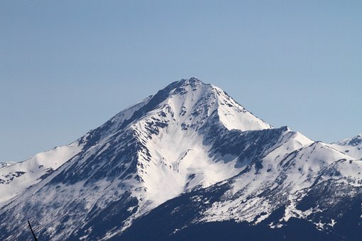 Mountains, Alaska, Landscape, Wilderness, Scenery