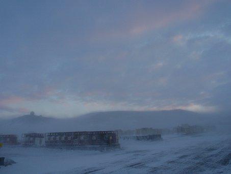Snow, Blowing, Winters, Wind, Seasons, Snowy, Buildings