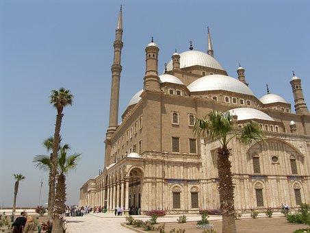 Mosque, Muhammad Ali Pasha, Alabaster Mosque, Islamic