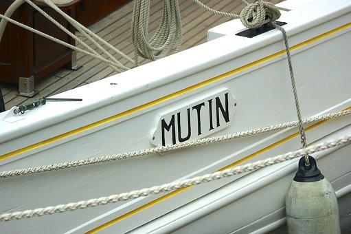 Sea, Boat, Detail, Color, Marin, Maritime, Fishing
