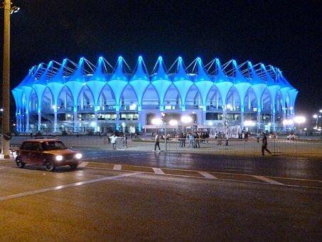 Stadium, Football Club Bunyodkor, Tashkent