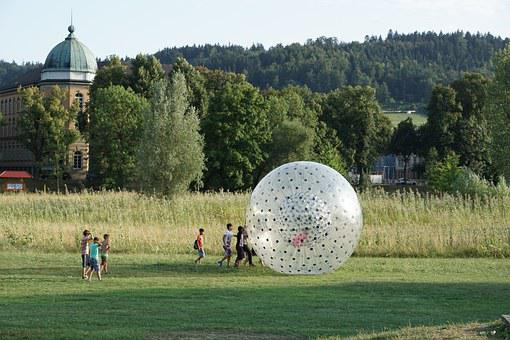 Meadow, Tuttlingen, Fun, Germany, Honing Mountain